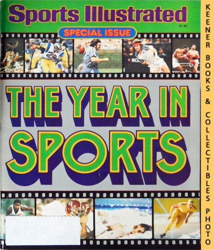 Image for Sports Illustrated Magazine, March 13, 1980 (Vol 52, No. 11) Special Issue : The Year In Sports