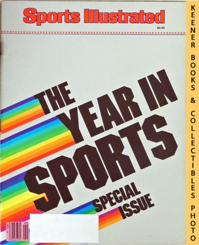 Image for Sports Illustrated Magazine, February 12, 1981 (Vol 54, No. 7) Special Issue : The Year In Sports