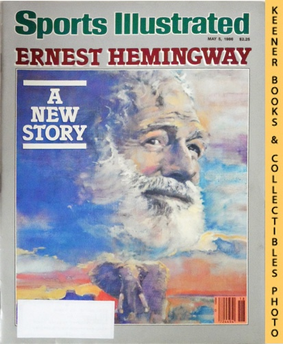 Image for Sports Illustrated Magazine, May 5, 1986 (Vol 64, No. 18) : Ernest Hemingway - A New Story