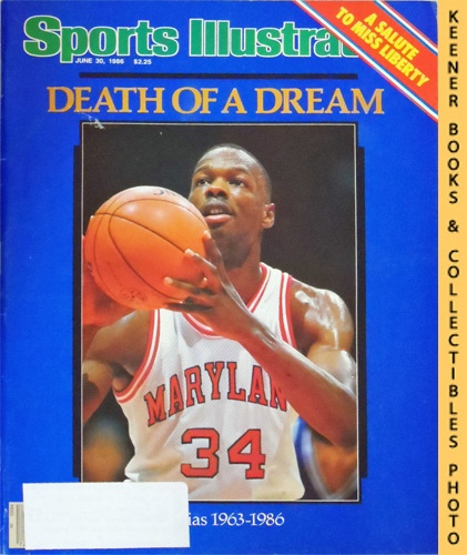 Image for Sports Illustrated Magazine, June 30, 1986 (Vol 64, No. 26) : Death Of A Dream