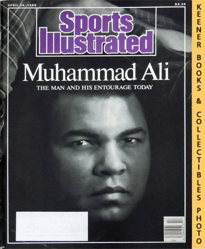 Image for Sports Illustrated Magazine, April 25, 1988 (Vol 68, No. 17) : Muhammad Ali - The Man And His Entourage Today