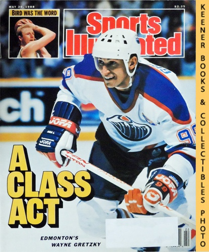 Image for Sports Illustrated Magazine, May 30, 1988 (Vol 68, No. 22) : A Class Act - Edmonton's Wayne Gretzky