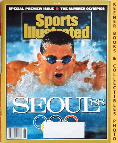 Image for Sports Illustrated Magazine, September 14, 1988 (Vol 69, No. 12) Special Preview Issue : Seoul '88 Summer Olympics