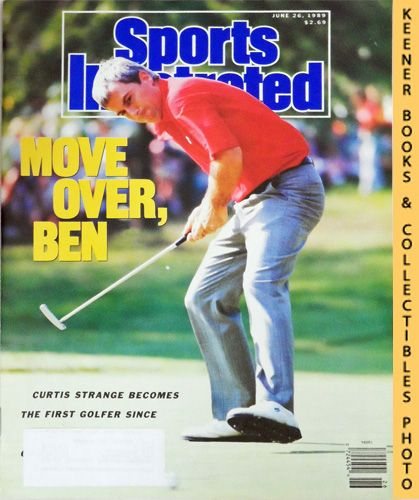 Image for Sports Illustrated Magazine, June 26, 1989 (Vol 70, No. 27) : Curtis Strange