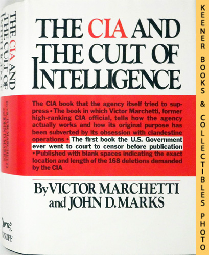 Image for The CIA And The Cult Of Intelligence