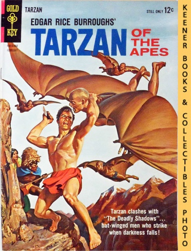 Image for Tarzan Of The Apes, No. 140, February 1964 : Tarzan Clashes With The Deadly Shadows
