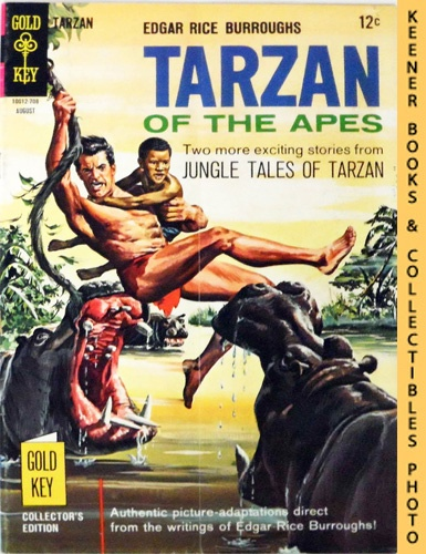 Image for Tarzan Of The Apes, No. 170, August 1967 : Collector's Edition