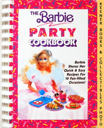 Image for The Barbie Party Cookbook