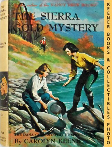 Image for The Sierra Gold Mystery: The Dana Girls Mystery Stories Series
