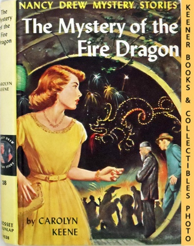 Image for The Mystery Of The Fire Dragon: Nancy Drew Mystery Stories Series