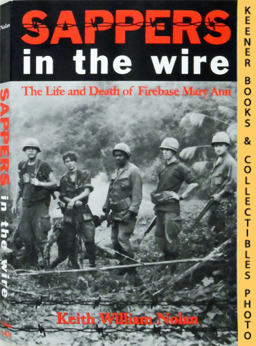 Image for Sappers In The Wire : The Life and Death of Firebase Mary Ann