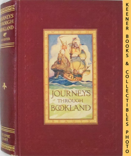 Image for Journeys Through Bookland - Complete Ten (10) Volume Set  A New and Original Plan for Reading Applied to the World's Best Literature for Children