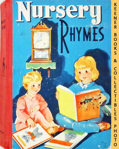 Image for Nursery Rhymes : A Very First Poetry Book
