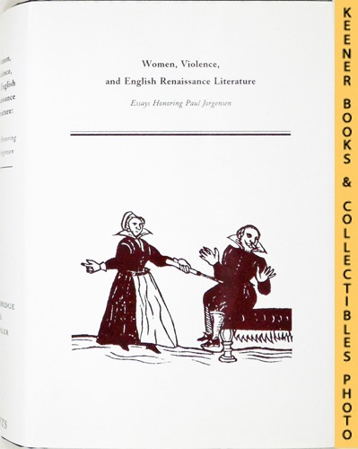 Image for Women, Violence, And English Renaissance Literature : Essays Honoring Paul Jorgensen  : Medieval and Renaissance Texts and Studies Series