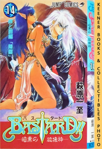 Image for Bastard!!, Heavy Metal - Dark Fantasy, Vol. 14 / Basutado!! Ankoku no Hakaishin (Crimes and Punishment: The Advent) : In Japanese: Bastard!! Japanese Manga Series