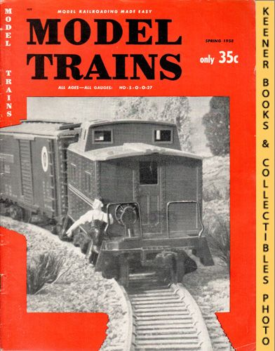 Image for Model Trains Magazine, Spring 1958 (Vol. 11, No. 2)