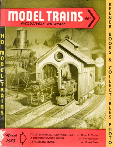Image for Model Trains Magazine, March 1953 (Vol. 5, No. 11)