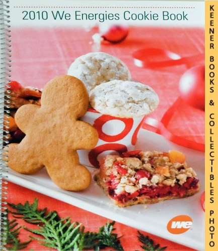 Image for WE Energies 2010 Cookie Book: WE Energies - Wisconsin Electric Christmas Cookie Books Series