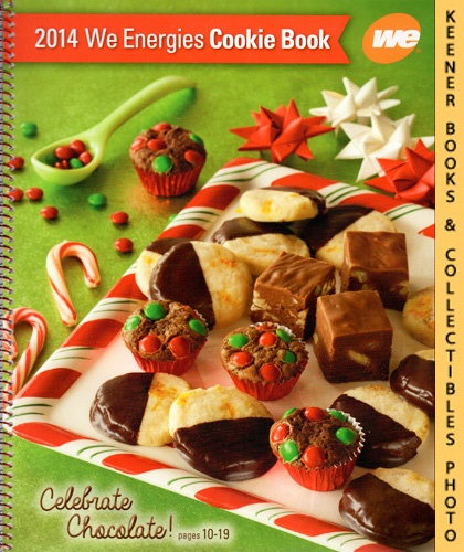 Image for 2014 WE Energies Cookie Book: WE Energies - Wisconsin Electric Christmas Cookie Books Series