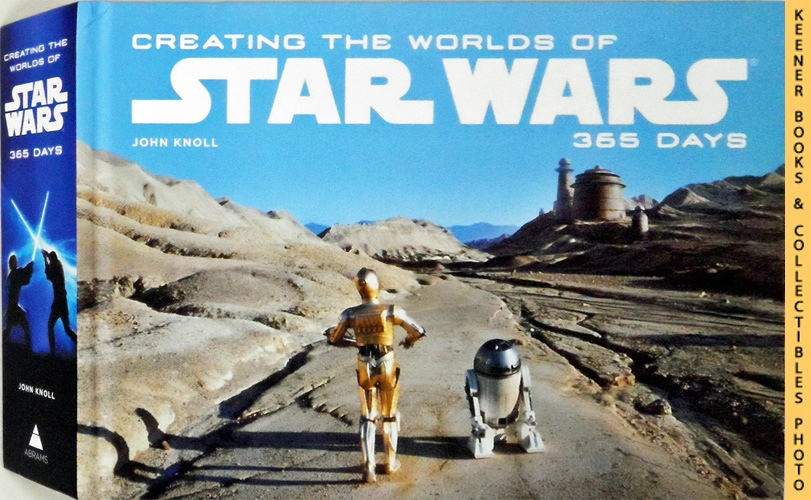 Image for Creating the Worlds of Star Wars - 365 Days