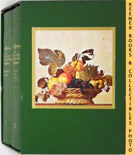Image for Horizon Cookbook, Two Volume Boxed Set : Illustrated History of American Eating & Drinking Through the Ages