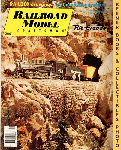Image for Railroad Model Craftsman Magazine, February 1976 (Vol. 44, No. 9)
