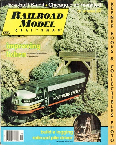Image for Railroad Model Craftsman Magazine, September 1976 (Vol. 45, No. 4)