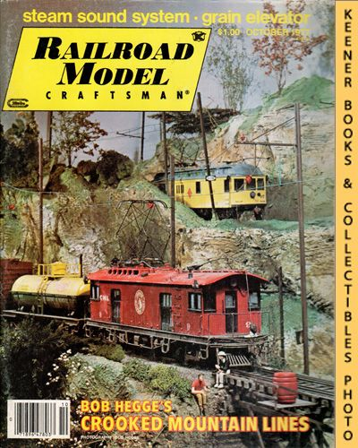 Image for Railroad Model Craftsman Magazine, October 1977 (Vol. 46, No. 5)