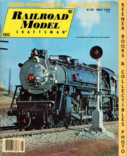 Image for Railroad Model Craftsman Magazine, May 1978 (Vol. 46, No. 12)