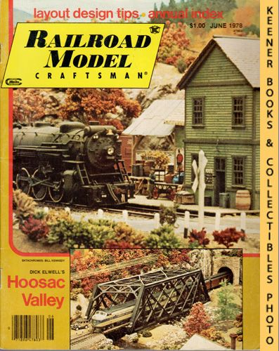 Image for Railroad Model Craftsman Magazine, June 1978 (Vol. 47, No. 1)