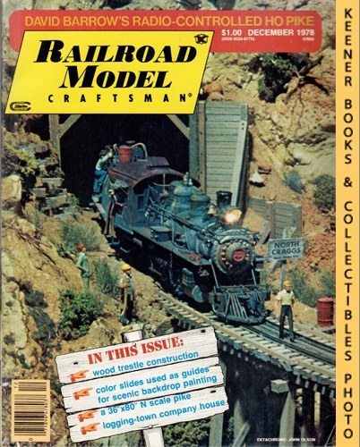 Image for Railroad Model Craftsman Magazine, December 1978 (Vol. 47, No. 7)