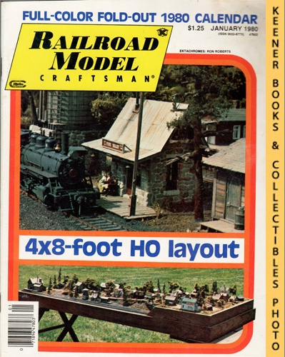 Image for Railroad Model Craftsman Magazine, January 1980 (Vol. 48, No. 8)