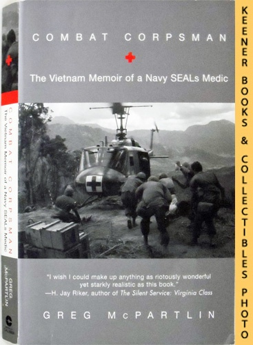 Image for Combat Corpsman : The Vietnam Memoir of a Navy Seals Medic