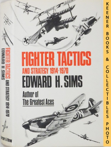 Image for Fighter Tactics And Strategy 1914-1970  : A Cass Canfield Book Series