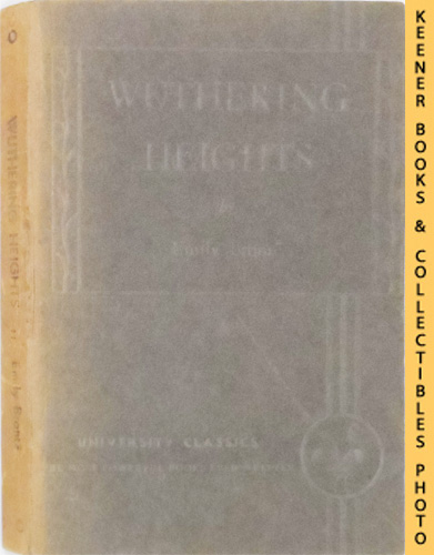 Image for Wuthering Heights: University Classics Series