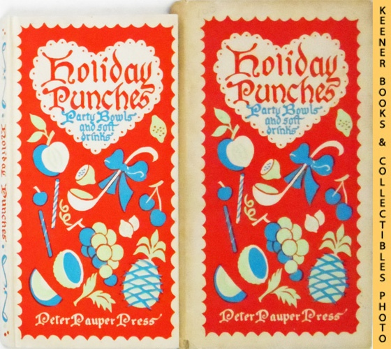 Image for Holiday Punches: Party Bowls and Soft Drinks : In Slipcase