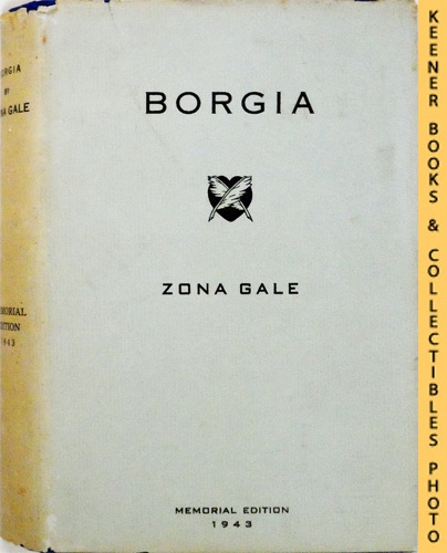 Image for Borgia, Memorial Edition