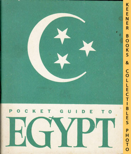 Image for A Pocket Guide To EGYPT: Special Service Div, US Army WWII Pocket Guides Series