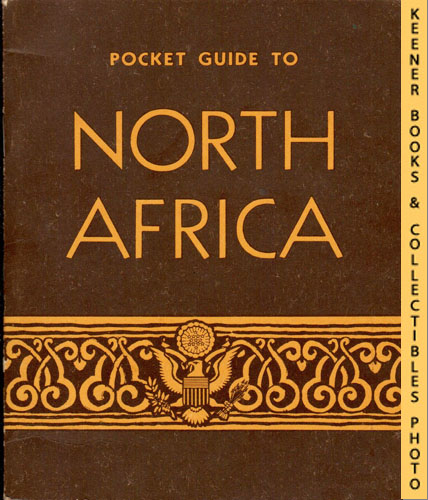 Image for A Pocket Guide To NORTH AFRICA: Special Service Div, US Army WWII Pocket Guides Series