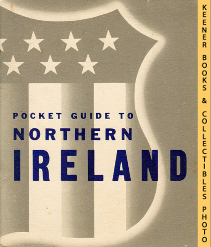 Image for A Pocket Guide To NORTHERN IRELAND: Special Service Div, US Army WWII Pocket Guides Series