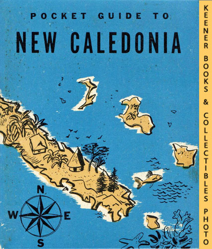 Image for A Pocket Guide To NEW CALEDONIA: Special Service Div, US Army WWII Pocket Guides Series