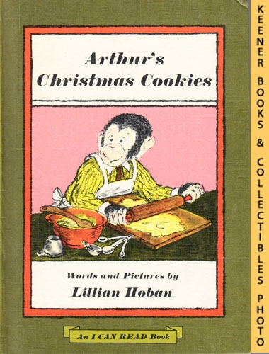 Image for Arthur's Christmas Cookies: An I CAN READ Book: An I CAN READ Book Series