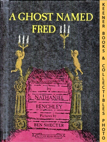 Image for A Ghost Named Fred: An I CAN READ Mystery Book: An I CAN READ Book Mystery Series