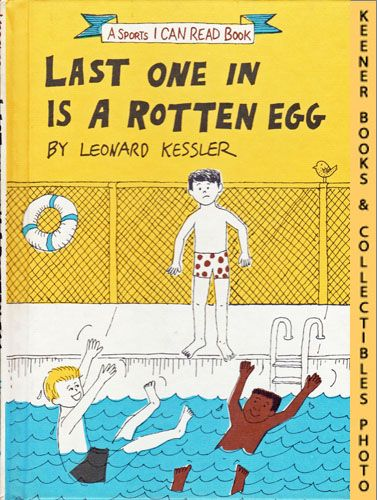 Image for Last One In Is A Rotten Egg: An I CAN READ Sports Book: An I CAN READ Book Sports Series