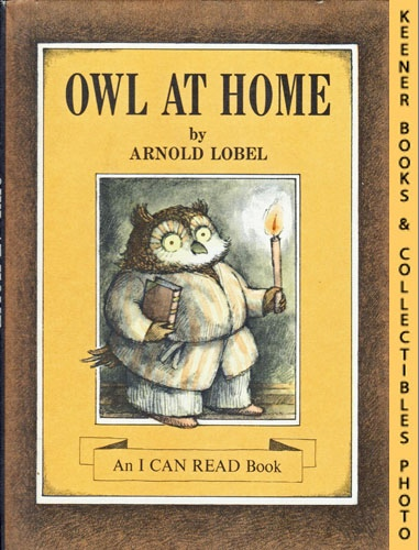 Image for Owl At Home: An I CAN READ Book, Level 2 Book: An I CAN READ Book Series