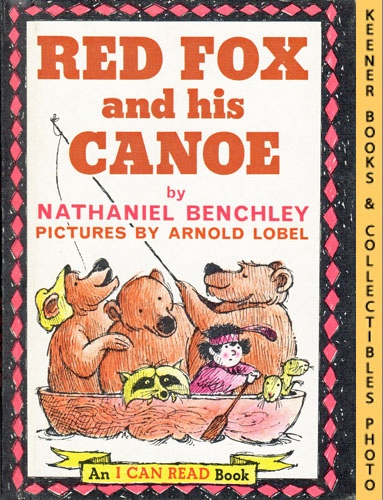Image for Red Fox And His Canoe: An I CAN READ Book: An I CAN READ Book Series