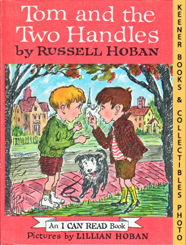 Image for Tom And The Two Handles: An I CAN READ Book: An I CAN READ Book Series