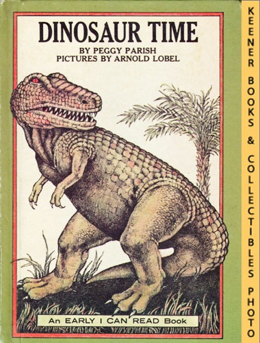 Image for Dinosaur Time: An Early I CAN READ Book: An I CAN READ Book Early Series