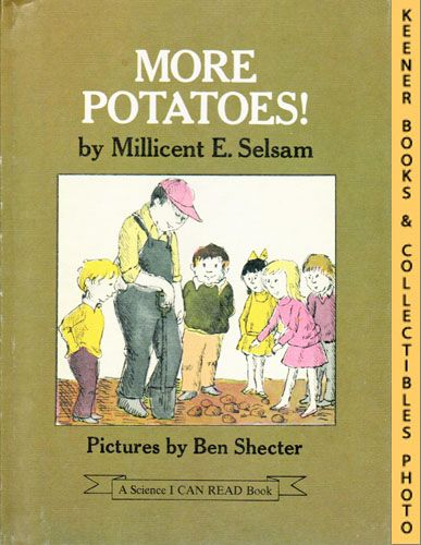 Image for More Potatoes!: A Science I CAN READ Book: An I CAN READ Book Science Series