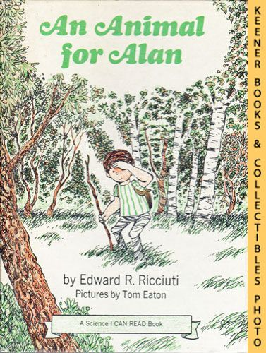Image for An Animal For Alan: A Science I CAN READ Book: An I CAN READ Book Science Series